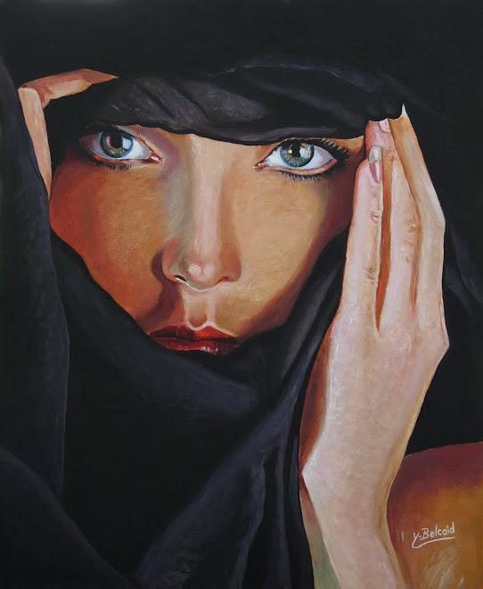 la femme voile