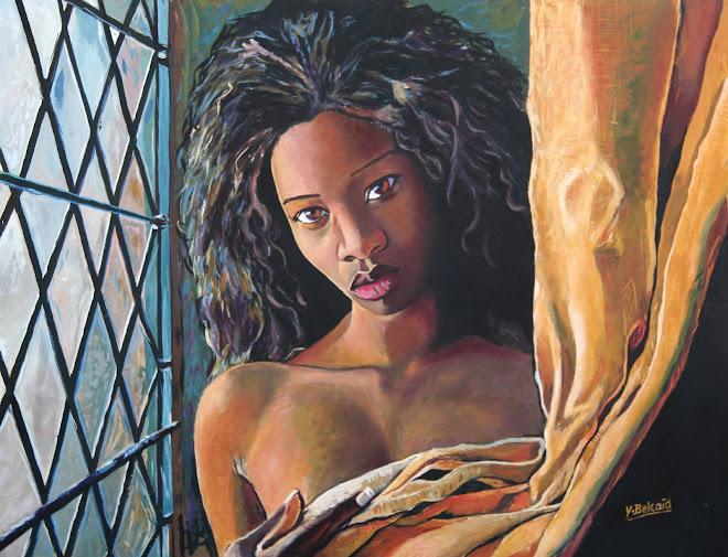 "Bien connu ART ET PEINTURE MAROCAINE"" HB24"
