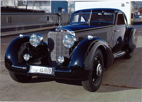Unique Event Design LLC Your Chariot Awaits - Classy classic cars