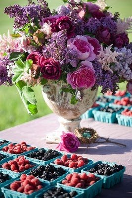Lilac &amp; Berries