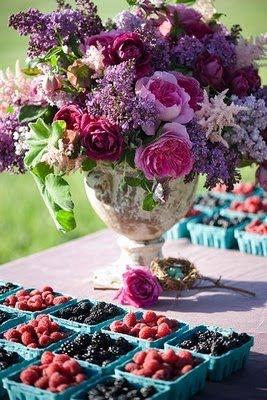 Lilac & Berries