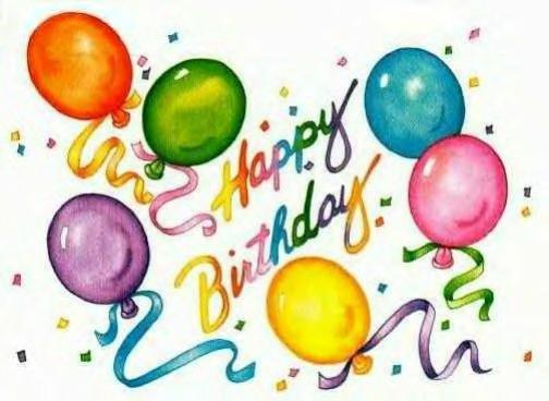 Happy Birday to you Feliz+cumpleaños