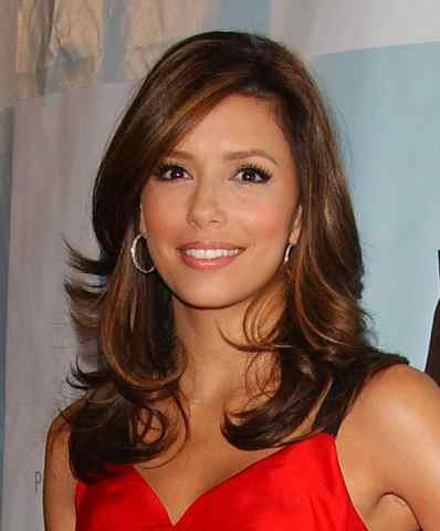 eva longoria hair 2011. haircut by Eva Longoria.