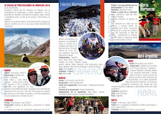 Triptico III Ciclos de Montaña