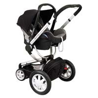 The Expectant Blogger: The Chosen Pushchair - Quinny Buzz