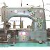 Máquina de coser de cadeneta doble