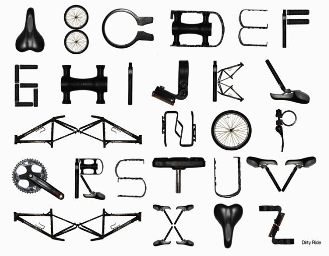 letterology  a fontcycle
