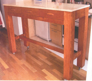 Tapa carpintero - Mueble mesa cocina ...