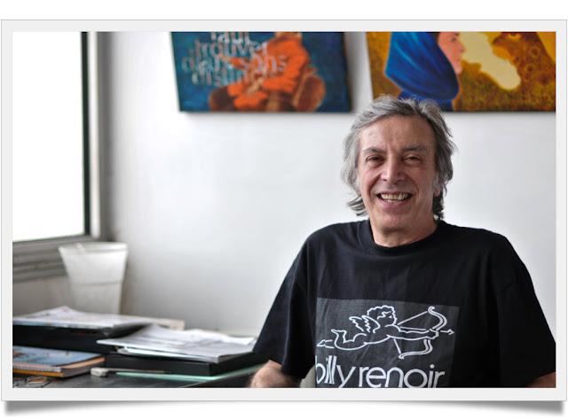 Evry Daily Photo - rencontre avec Billy Renoir