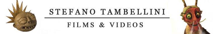 Stefano Tambellini's Stop-Motion Films