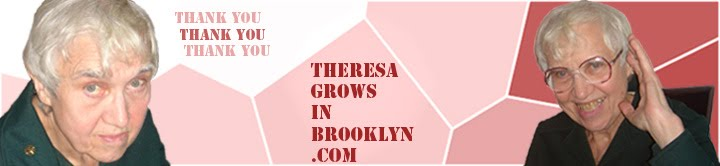Theresa Grows In Brooklyn