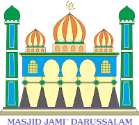Logo Masjid Darussalam