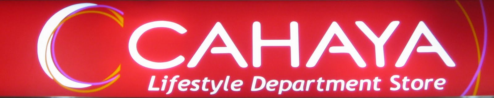CAHAYA ONLINE DEPARTMENT STORE