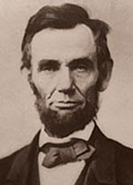 I am bound to be true - Abraham Lincoln