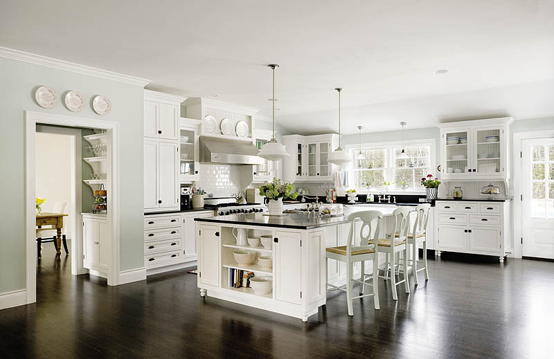 Kitchen Model Homes