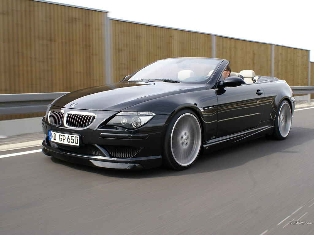 Best 2007 BMW M6 Convertible Pictures << CAR BEST IN THE WORLD