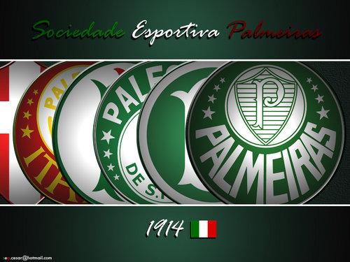 Sociedade Esportiva Palmeiras - Temporada 2012 - Obrigado, São Marcos. Obrigado. Palmeirasescudos_391731