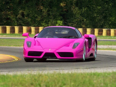 World most Luxurious Car in Pink