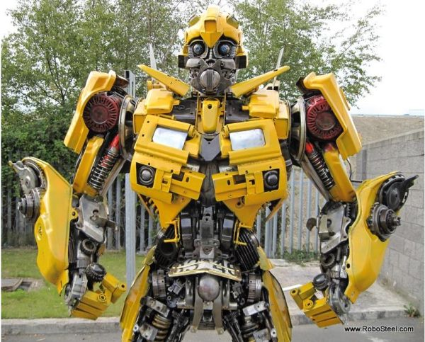 how to make a transorming transformer