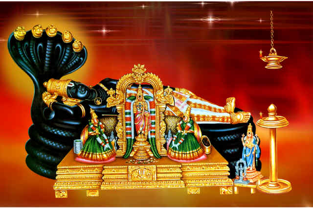 Sri Ranganathaswamy Temple (Entry Fee, Timings, Entry