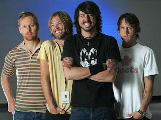 foo fighters di nuovo in Italia