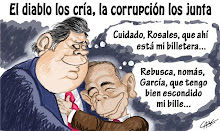 El Diablo los Cría, la Corrupción los Junta