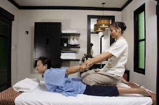 thai massage tørring