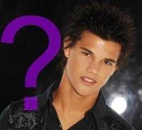 Taylor Lautner as Jacob Black in Twilight New Moon?