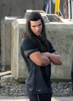 Taylor Lautner as Jacob Black - New Moon