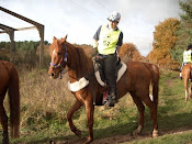 First ride after our surgeries! November 2008