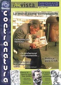 CONTRANATURA - Primera edición
