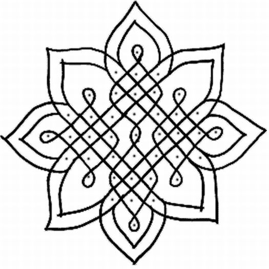 Egyptian Symbols Coloring Pages