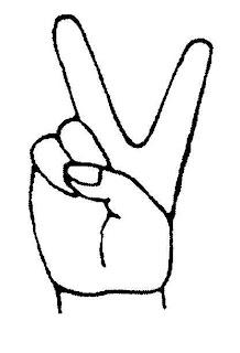 Simbol Tangan Yahudi