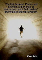 The link between Poetry and Spiritual Experience. A discussion using T.Hughes' and W.Steven Poetry