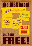 FREE Noticeboard - Tablón de Anuncios GRATIS
