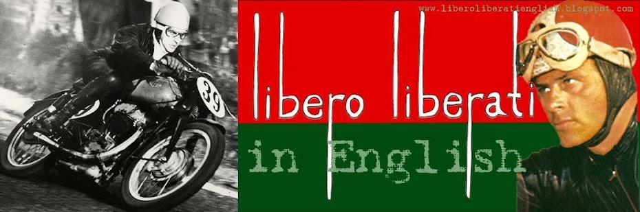 Libero Liberati in English