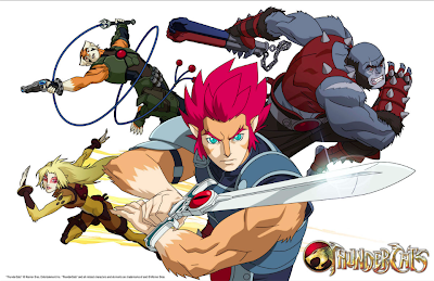 Thundercats  Cartoon on Thundercats Em Breve De Volta   S Telas Do Sbt