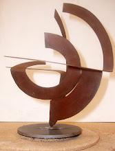 Escultura Amistad
