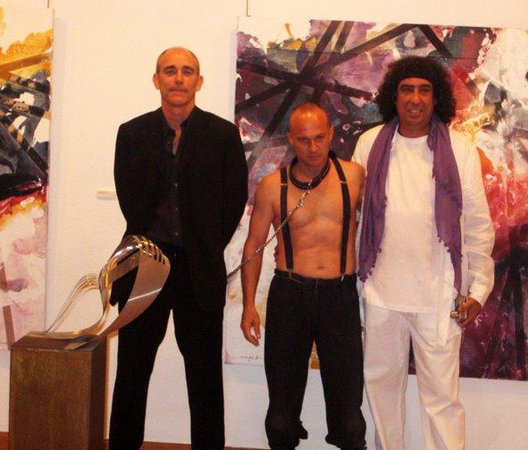 Quo Teatro (Antonio Ramirez, Robert Lobo y Méndez Lobo