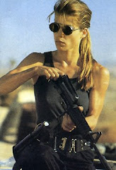 Sarah Connor,la mejor madre del mundo.
