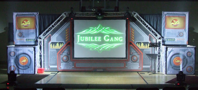 Jubilee Gang Stage