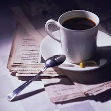 Un café durante la noche...
