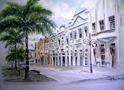 Praça Antenor Navarro, Centro Histórico de João Pessoa