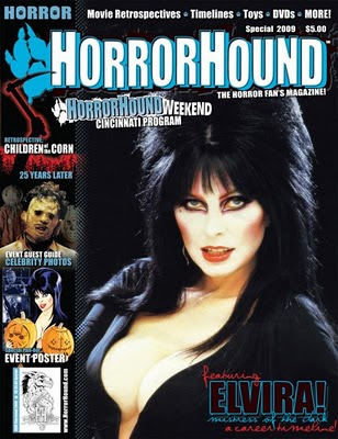 HorrorHound Weekend Cincinnati Convention Program 2009