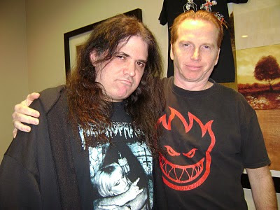 American Arrogance and Courtney Gains at HorrorHound Weekend Cincinnati