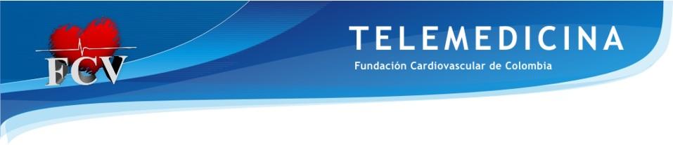 Telemedicina en Colombia FCV
