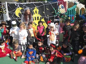 Lick Hang Preschool Halloween