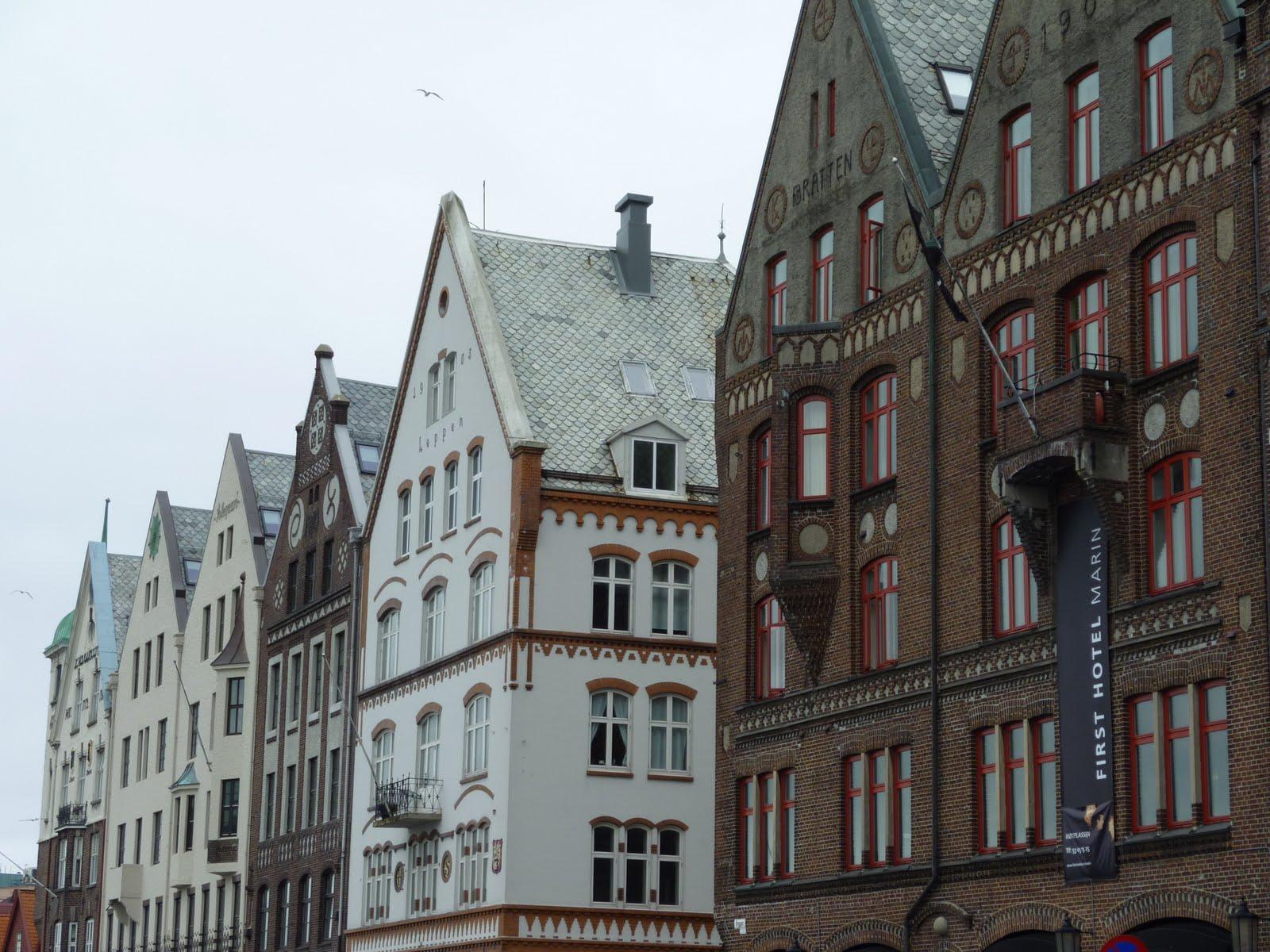Pauline en norv ge jour 4 bergen - Office de tourisme bergen ...