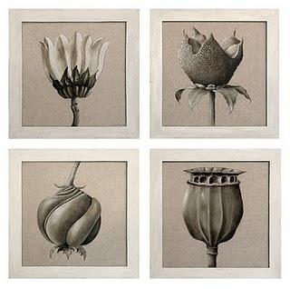 Sylvie langet decoration peintures sur lin - Peinture sur lin ...