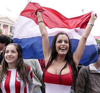 larissa riquelme paraguay world cup personal branding marketing